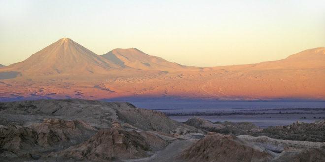 Atacama Wüste Karte.Atacamawüste Sightseeing Am Trockensten Punkt Der Welt